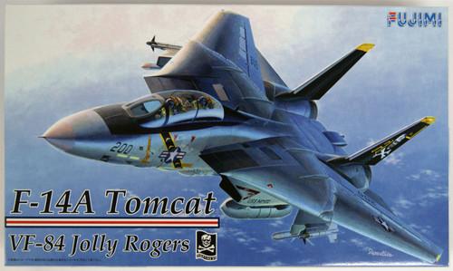 Fujimi F61 F14-A Tomcat Jolly Rogers 1/72 Kit