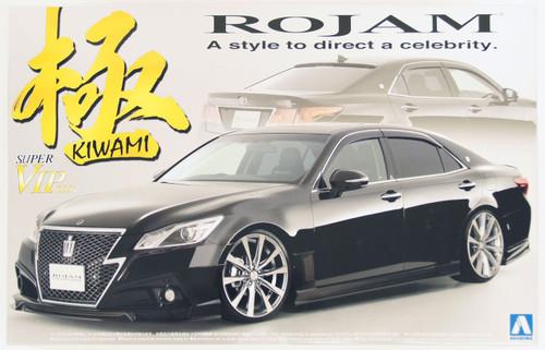 Aoshima 08546 Rojam 21 Toyota Crown Athlete Kiwami 1/24 Scale Kit