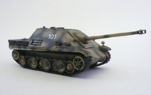 Aoshima 48672 RC AFV Series No. 12 German Army Heavy Tank Jagd Panther 1/48 Scale Kit