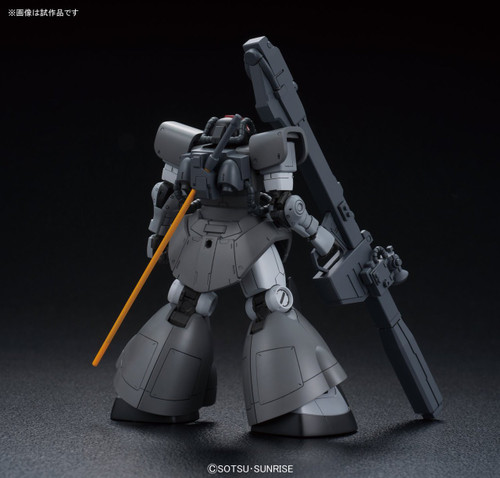 Bandai Gundam The Origin 007 YMS-08B DOM Test Type 1/144 Scale Kit