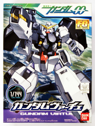Bandai FG OO 509338 Gundam Virtue 1/144 Scale Kit