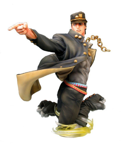 Medicos Jojo's Bizarre Adventure Art Collection Jotaro Kujo Back Version 4580122818777