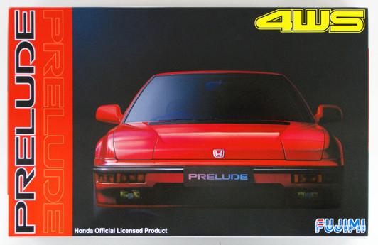 Fujimi ID140 Honda Cyber Sports CR-X Plastic Model Kit