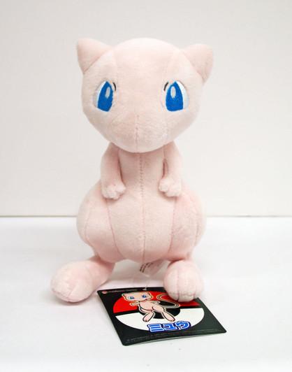 Pokemon Center Original Plush Doll Life-sized Mew 4521329265599