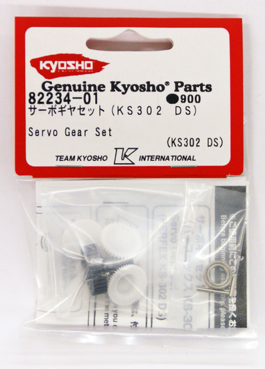 KS-3 DS Kyosho FA022 Servo Gear Set KYO-FA022