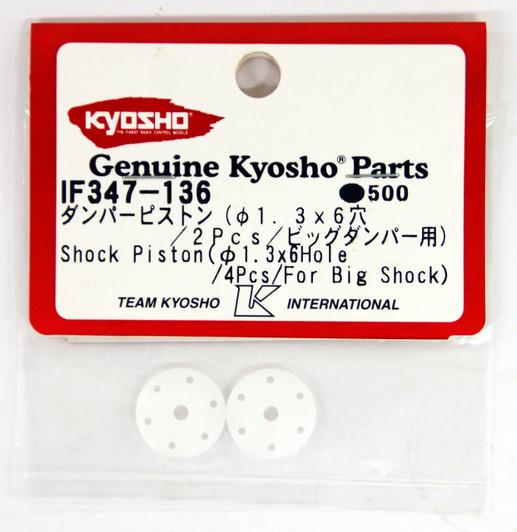 Tamiya 50601 CVA Shock Piston Rod SP601 2pcs