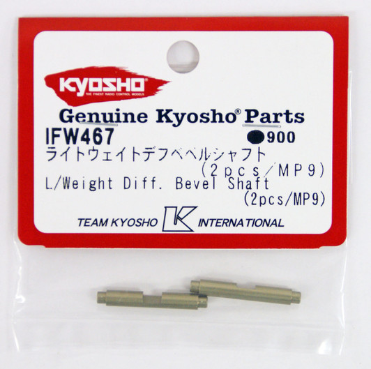 4x50mm//2pcs//MP9 TKI4 Kyosho IF489 Steering Rod Set