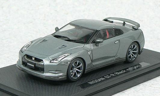 R34 weiß 44149 1//43 Ebbro Nissan Skyline GT-R Vspec II 2002