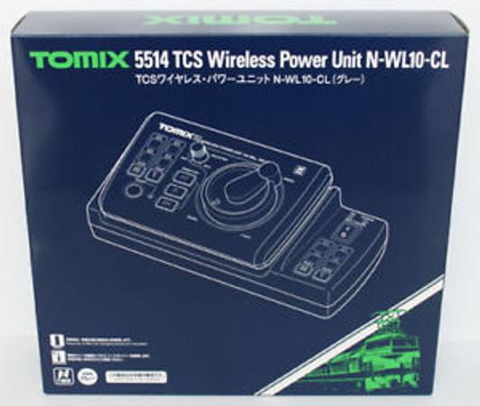 Tomix 5506 STC unità di alimentazione N-1001-CL scala N