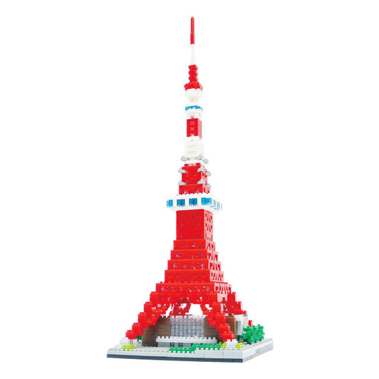 Orca Nanoblock Miniature Building Blocks New Sealed NBC 136