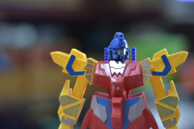 5 of the Best Japanese Robot Model Kits