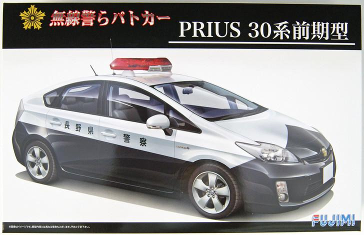 Toyota Prius IV Rot 4 Generation Ab 2016 Kit Bausatz 1//32 Aoshima Modell Auto m