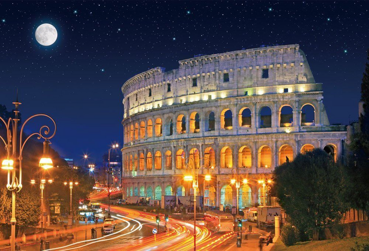 Beverly Jigsaw Puzzle 31-426 Colosseum Rome Italy (1000 Pieces)