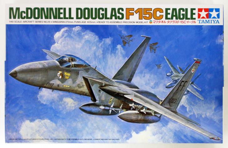 Mcdonnell douglas f 15 mini skirts Tamiya 61029 Mcdonnell Douglas F 15c Eagle 1 48 Scale Kit Plaza Japan