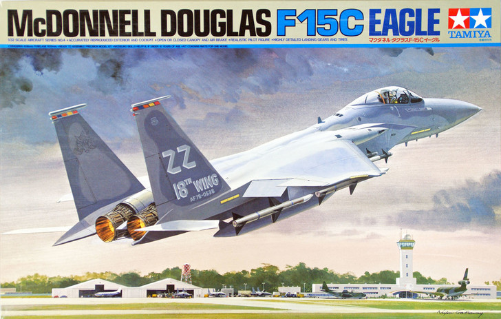 Mcdonnell douglas f 15 mini skirts Tamiya 60304 Mcdonnell Douglas F 15c Eagle 1 32 Plazajapan