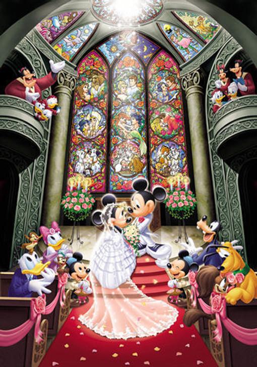 500 Piece Jigsaw Puzzle Disney Mickey