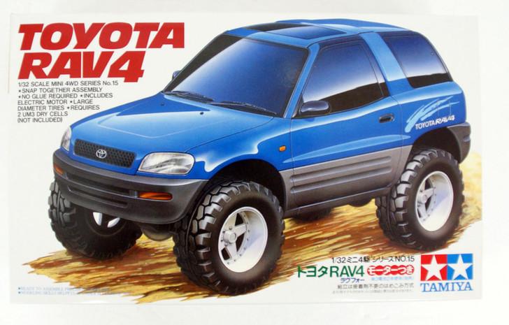 Tamiya 19013 Mini 4WD Toyota Land Cruiser /'90 Paris-Dakar 1//32
