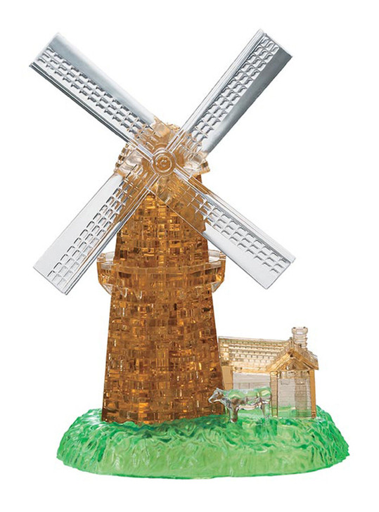 Beverly Crystal 3D Puzzle 50207 Windmill