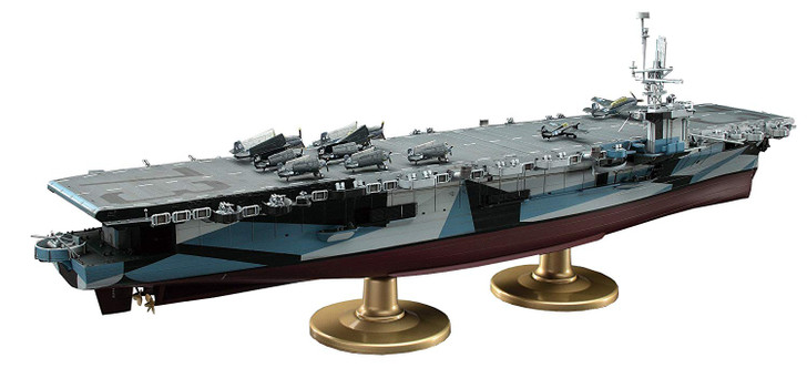 Escort Carrier USS Gambier Bay Detail Up Etching Parts Basic
