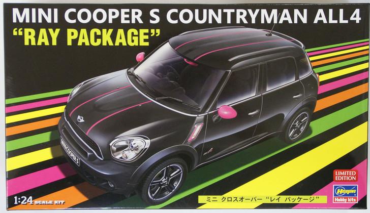 Hasegawa CD21 1//24/BMW Mini Cooper Countryman