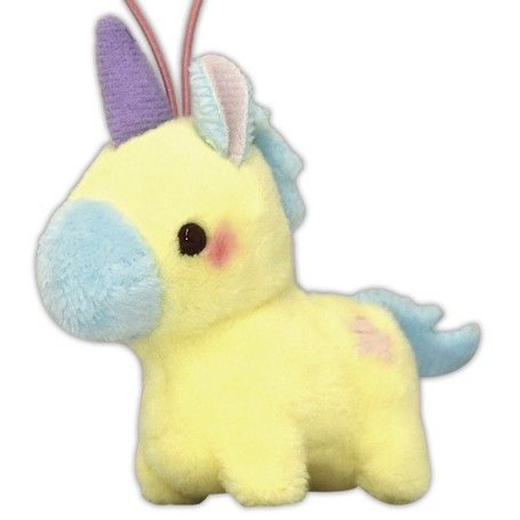 Amuse Puchimaru Unicorn Plush Doll Cream