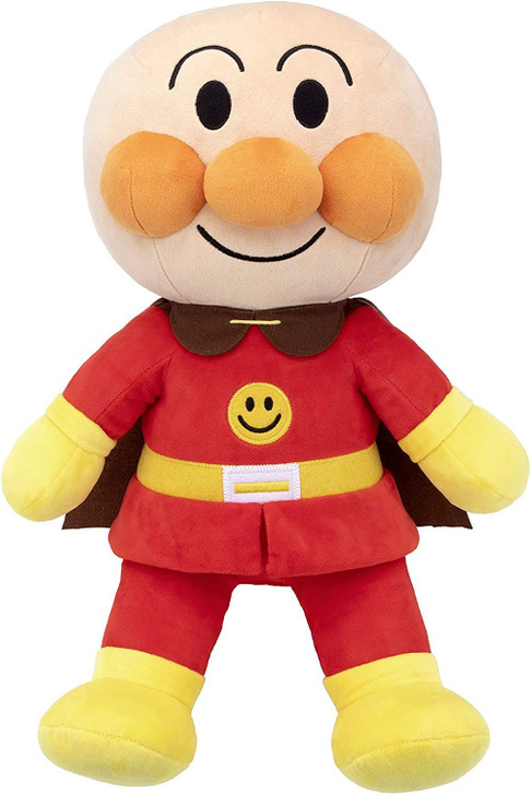 Anpanman go out stuffed backpack