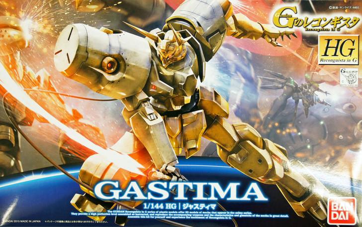 Bandai Reconguista in G G015 Gundam Gastima 1/144 Scale Kit
