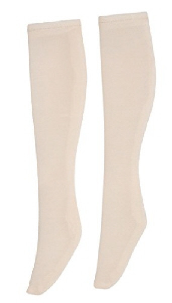 Azone FAR221-GRY for 50cm doll See-Through High Socks Gray