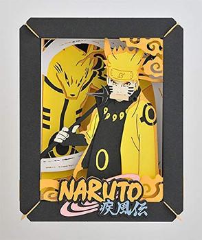 Final SALE US Ship Naruto Ensky Paper Theater Naruto VS Sasuke PT-125