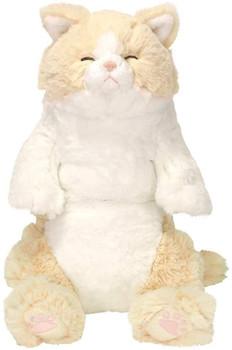 Sunlemon Plush Doll Knee Otter Beige S