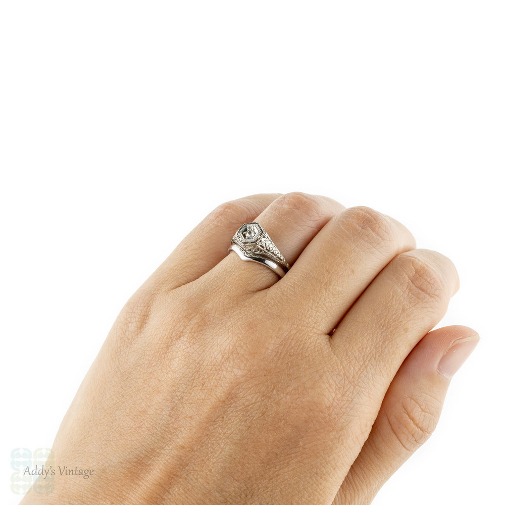 Handmade Wishbone Wedding 18ct Ring, Recycled 18k Yellow, Rose or White Gold Shaped 2mm Band.