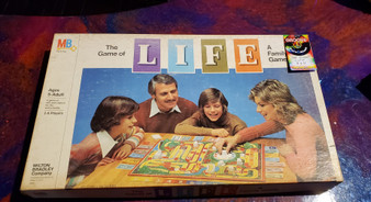 Game of Life: Vintage 1981
