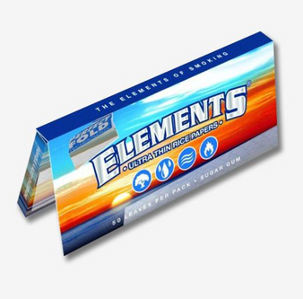 Elements 100 Papers  (Ultra Thin Rice Paper)