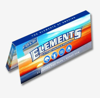 Elements 300 Papers  (Ultra Thin Rice Paper)