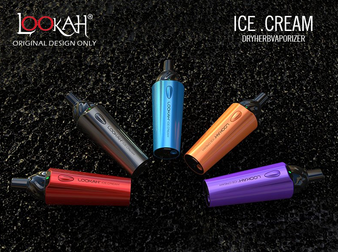 Lookah-Ice Cream Dry Herb Vaporizer