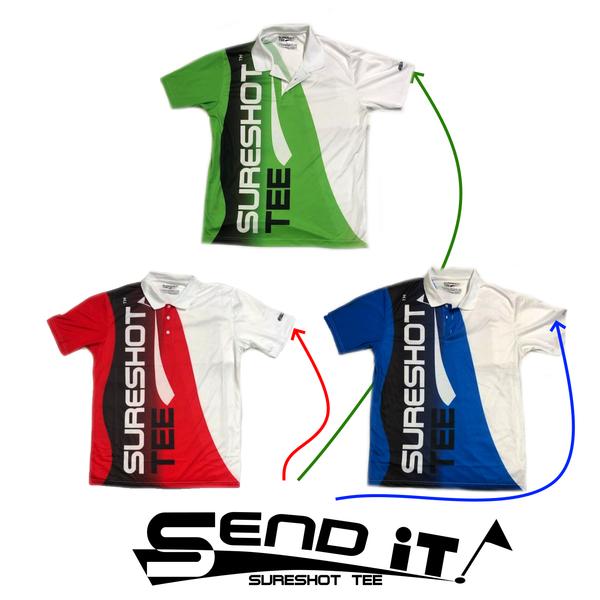Team SureShot Tee Golf Shirt