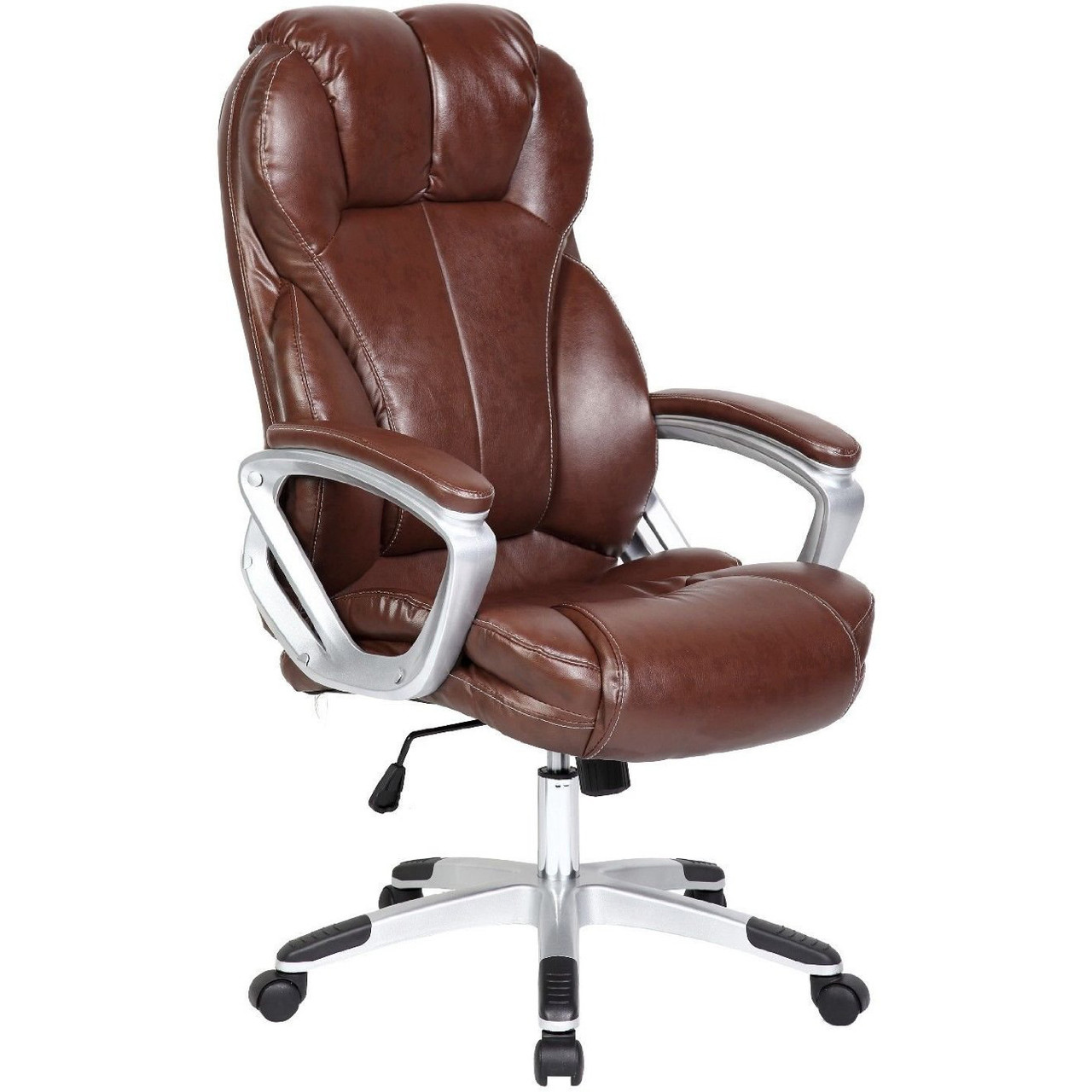 Executive Pu Leather Office Chair 2xhome Modern And Contemporary Furniture