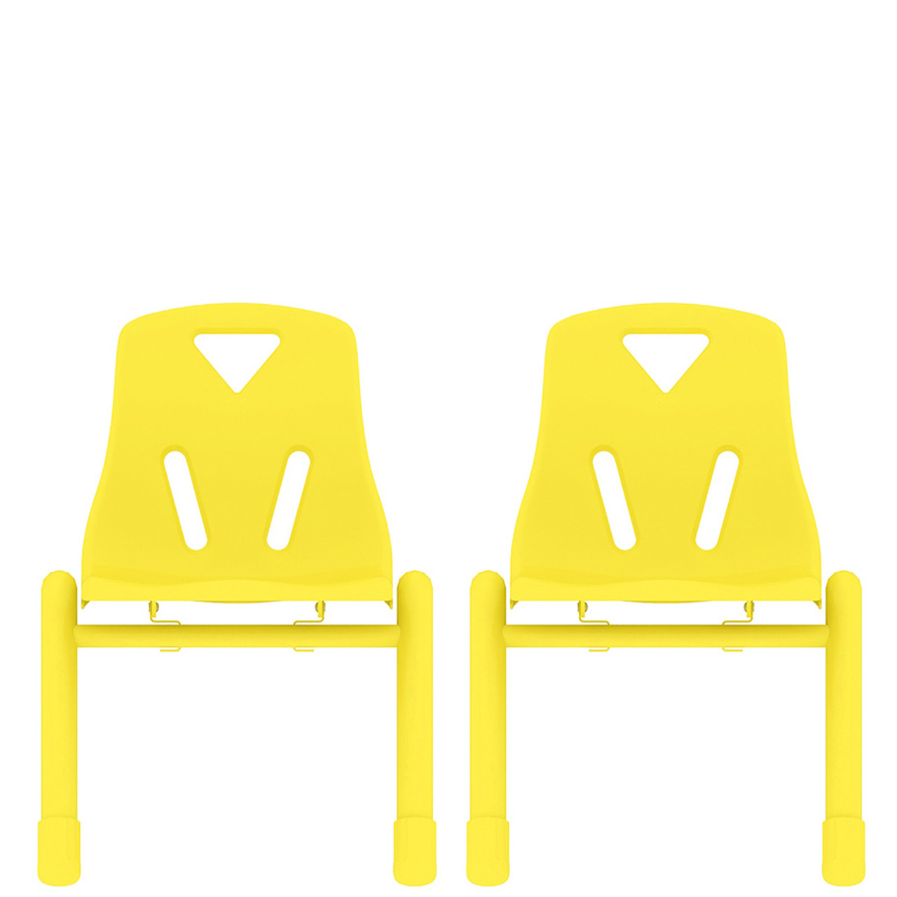 Fabulous Set Of 2 12 Stackable Seat Height Plastic Kids Chairs Forskolin Free Trial Chair Design Images Forskolin Free Trialorg