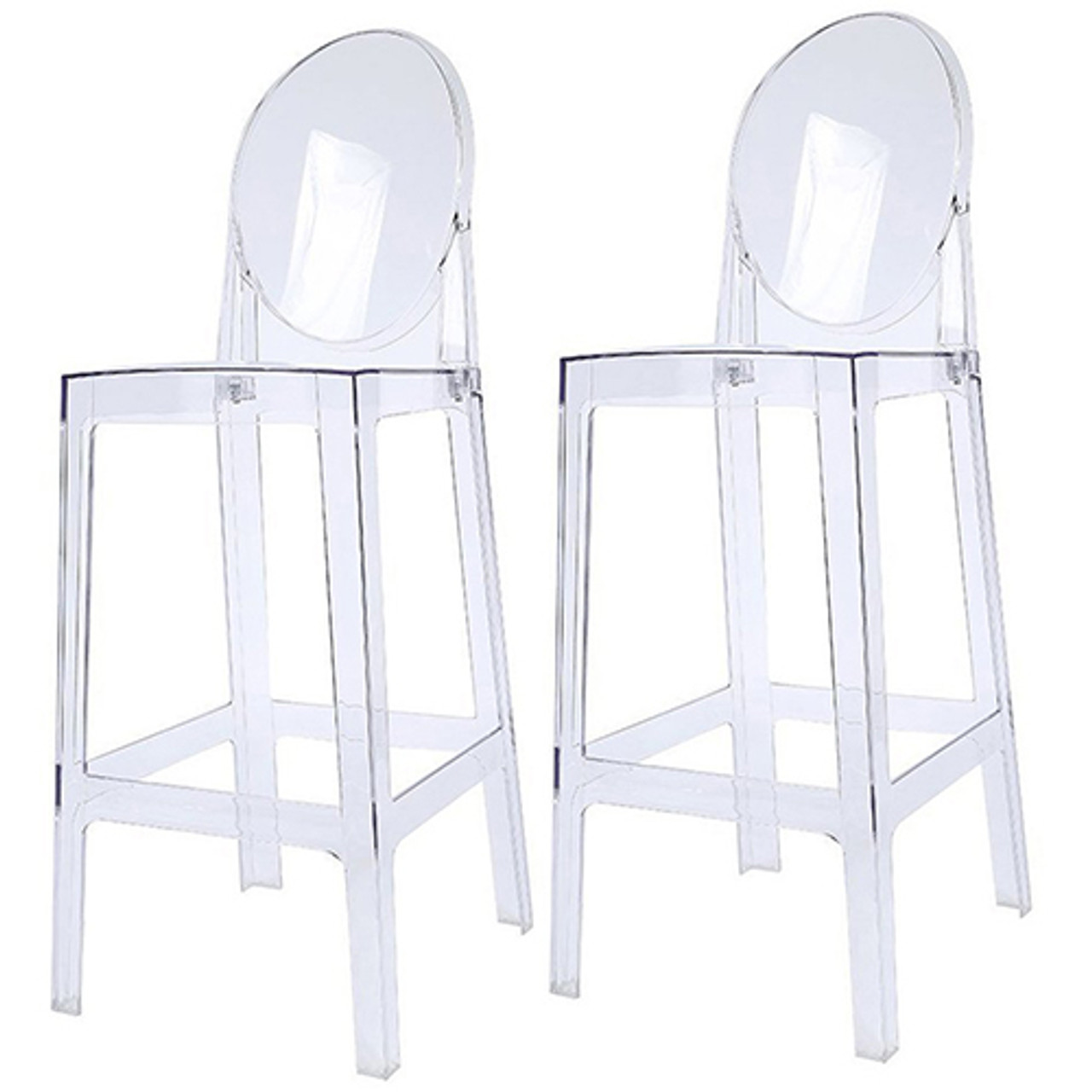 Groovy Set Of 2 Victoria Style Bar Stools Counter Stools 30 Seat Height Uwap Interior Chair Design Uwaporg