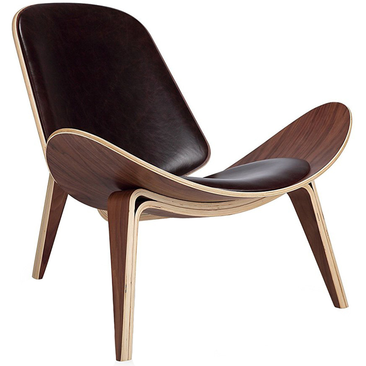 Genial Designer Style Modern Lounge Contemporary Hardwood Chair