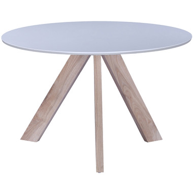 "47"" Round Dining Table (Up to 4 guest with armchairs)PICK UP ONLY!!!"