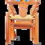 Modern Natural Wood Chair Wishbone Armchairs