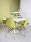 EIFFEL Natural Wood Chair