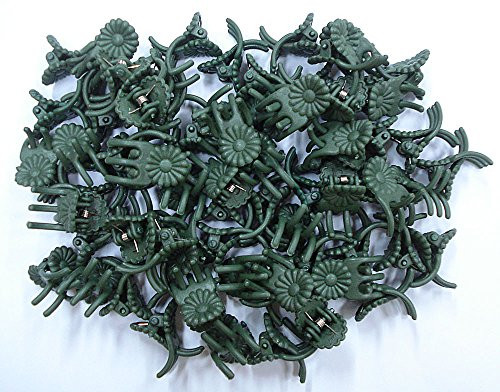 Daisy Clips for Orchids or plant spikes Pack of 500