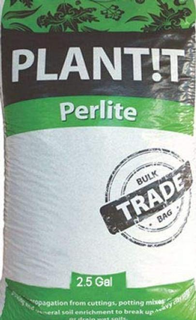 Perlite 2.5 Gallon - Coarse