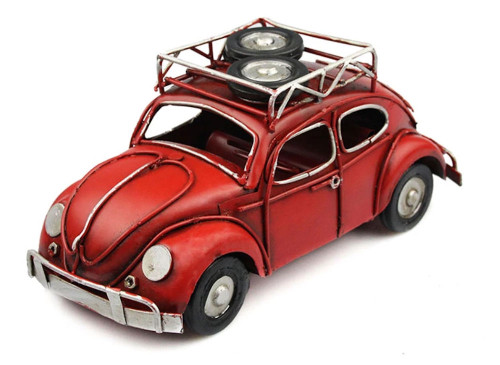 Classical Style Metal Crafts VW Car Handmade