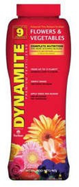 Dynamite Flower & Vegetable Fertilizer 1lb
