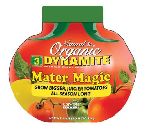 Dynamite Organic Mater Magic Plant Food
