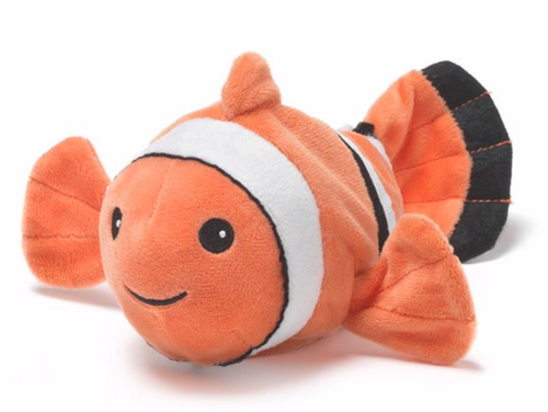 Clown Fish Junior Warmies