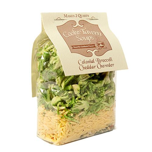 Cooke Tavern Soups - Broccoli Cheddar Chowder